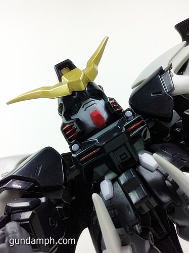 SD Gundam Online Deathscythe Hell Custom Toy Figure Unboxing Review (41)