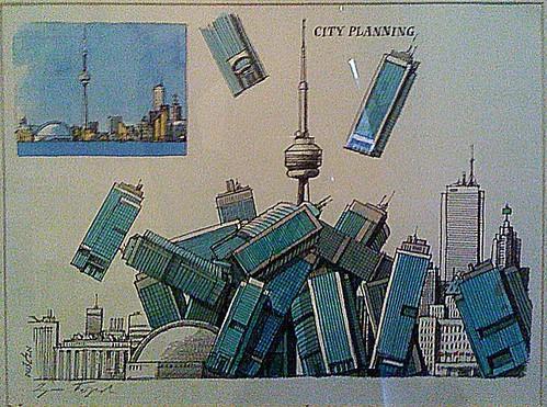 Dusan Petricic - City Planning