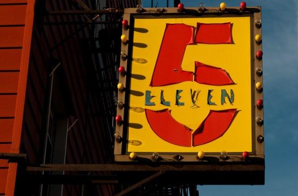 5 Eleven Lorimer Deli, Williamsburg, 16 Jan 2012.