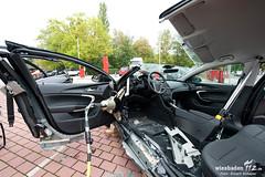 Passive Sicherheit moderner Autos