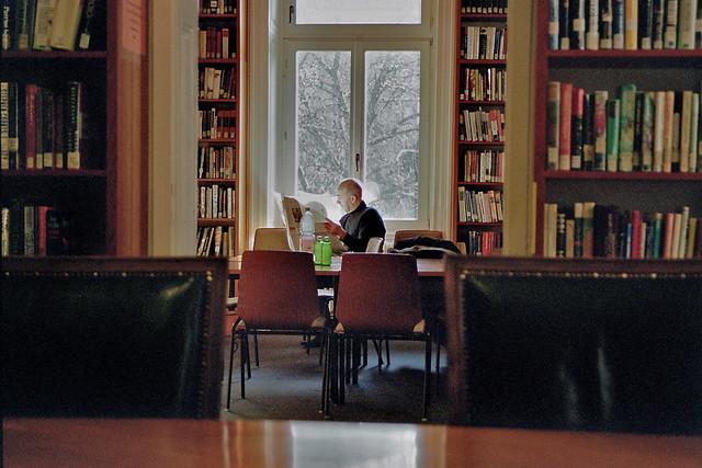 LibraryReader