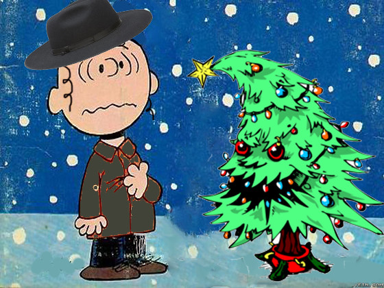 Charlie Brownstein And The Evil Christmas Tree