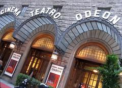 Cinema Teatro Odeon (Florence/Italy)