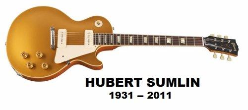 Hubert Sumlin, 1931 -- 2011