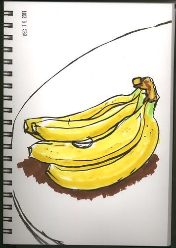 bananas by jmignault