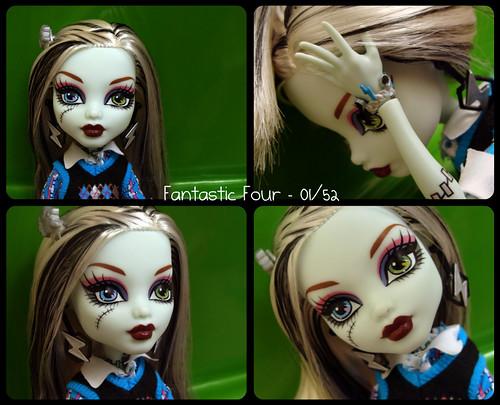 Fantastic Four - 01/52: Frankie Stein