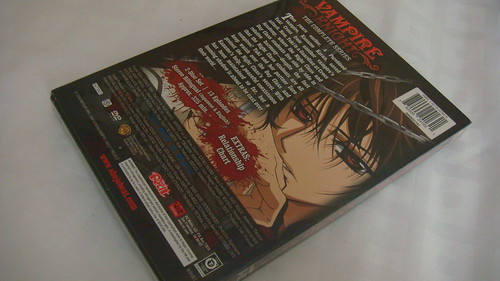 Box de Vampire Knight - 1° Temporada - Orlando