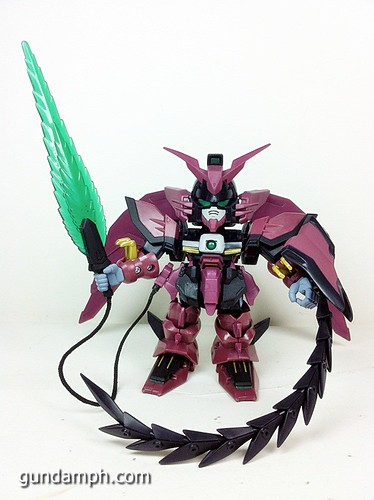 SD Gundam Online Capsule Fighter EPYON Toy Figure Unboxing Review (30)
