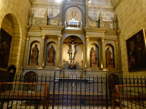 Capilla de los Caídos. Catedral de Málaga