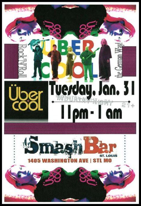 Uber Cool 1-31-12, 11-1