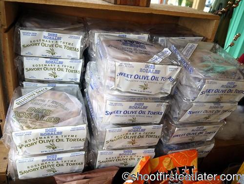 Ines Rosales Sweet Olive Oil Tortas