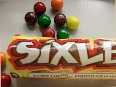 sixlets by Junk Food Critic