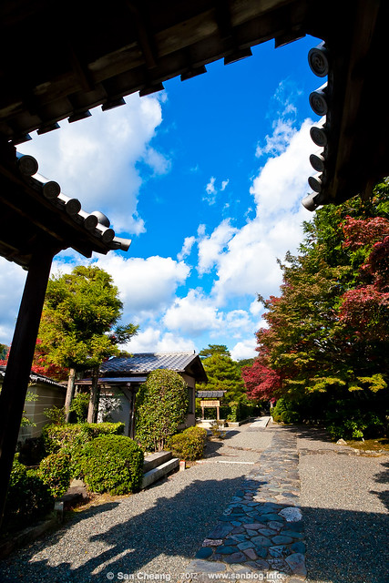 嵐山天龍寺
