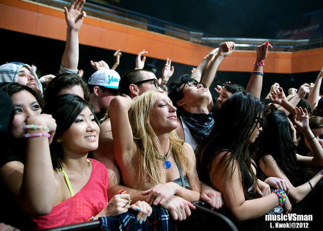 Steve Aoki @ The Pageant