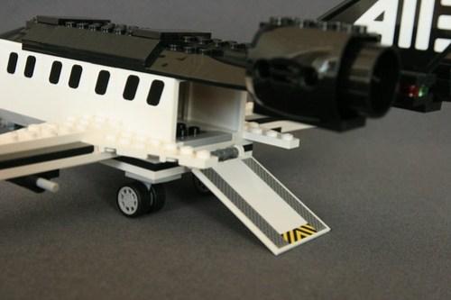 8638 Spy Jet Escape Siddeley 8