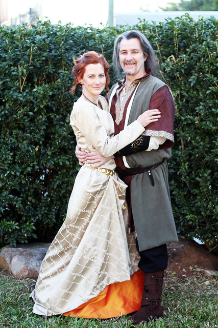 Mr and Mrs Medieval