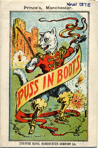 Puss in Boots, Prince's Theatre, 1878