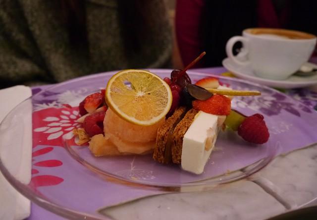 ● Micasa Dolci  華麗的甜點  並且好吃!