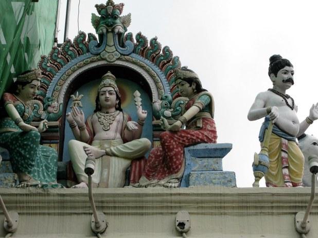 Little India en Singapur