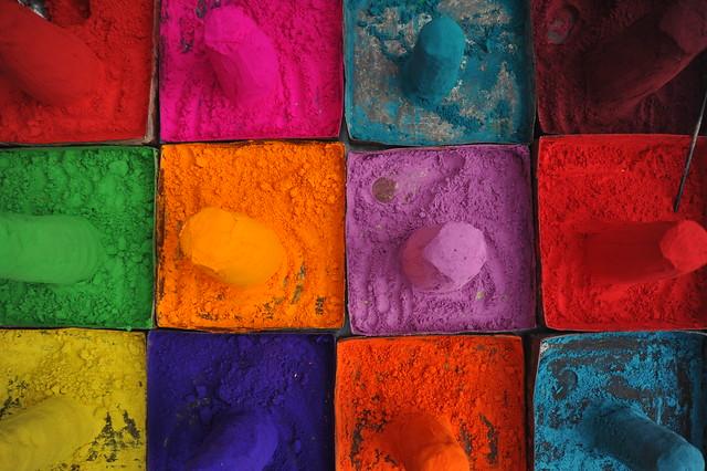 The hue matrix