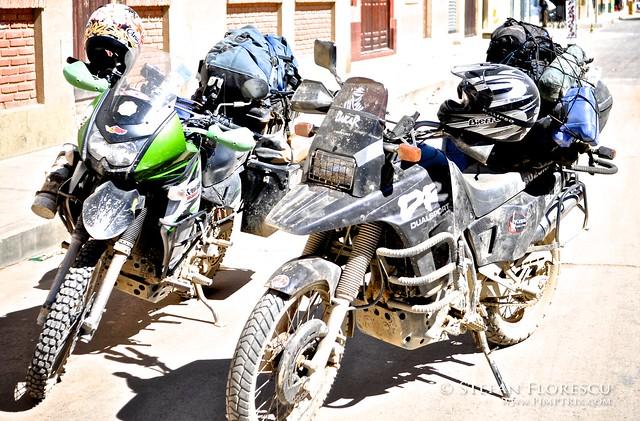 KLR 650 Trip Bolivia 126