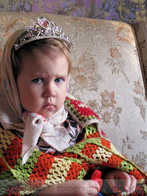 Fundersam prinsessa