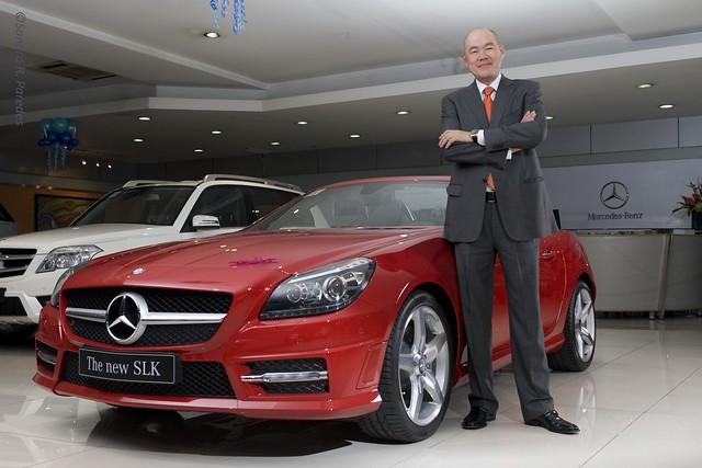 CATS Motors' Felix Ang