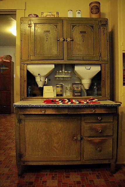hoosier cabinet restoration  parone