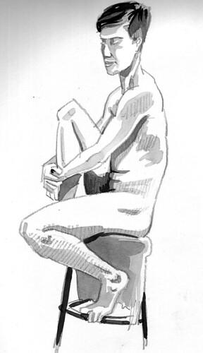 Figure drawing 11.11.29 -2