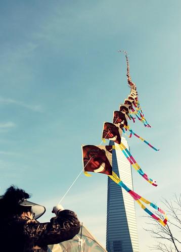 Kite Lady 2