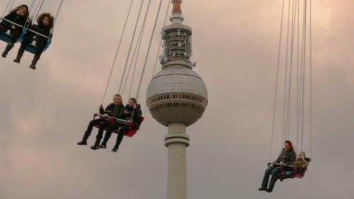 Berlin-tower-flight