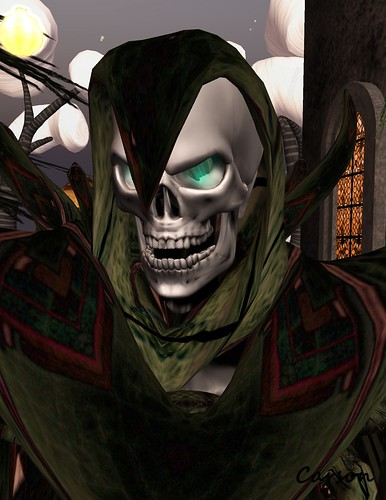 +Gothic Toys+ - Lich Avatar face