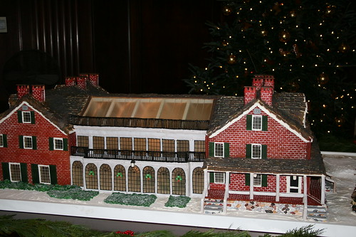 Gingerbread house of Dupont House