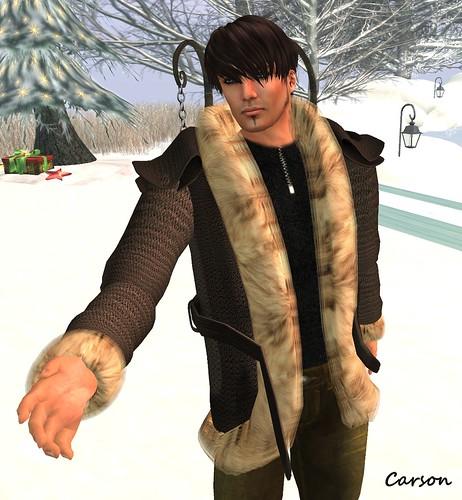 [CheerNo] - Tricot Coat  Sub-o