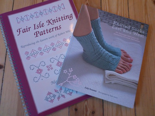 new knitting books