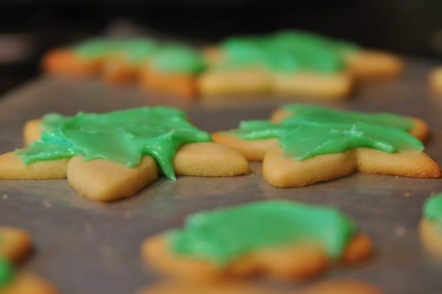 Not Martha's cookies