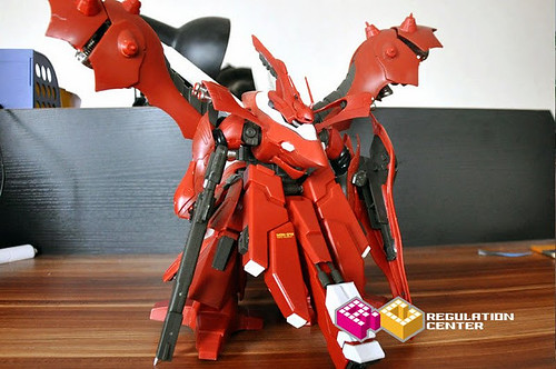 RC Regulation Center 1 100 Nightingale Model Kit Gundam PH (14)