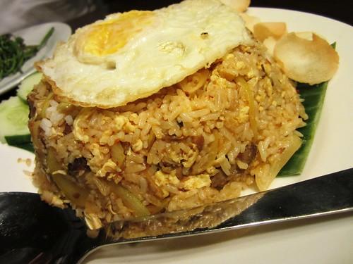 Spicy XO fried rice