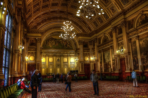 Glasgow City Chambers por Billy McDonald