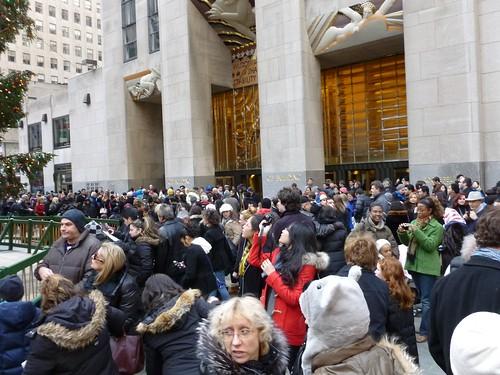 At Rockefeller Center on Christmas Day - 10