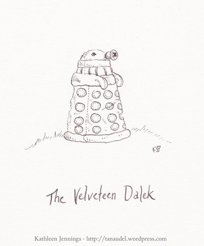 The Velveteen Dalek