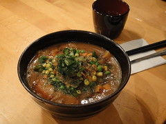 Curry vegetable don at Manpuku