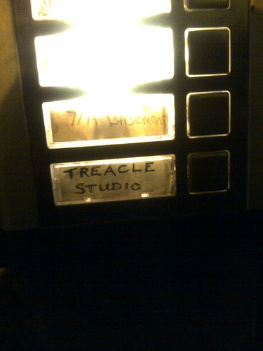 Treacle button