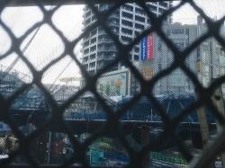 No.40 阿倍野歩道橋を歩く17