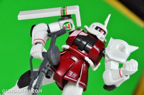 HG 1-144 Zaku 7 Eleven 2011 Limited Edition - Gundam PH  (62)