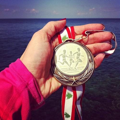 | Feb 26 | Half marathon! 2 hours 9 minutes!