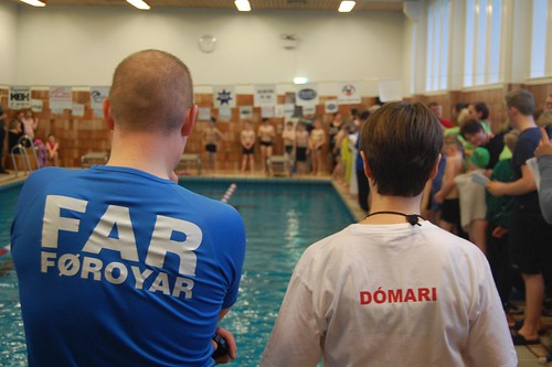 Coach and official at the FLOT stevna 2012