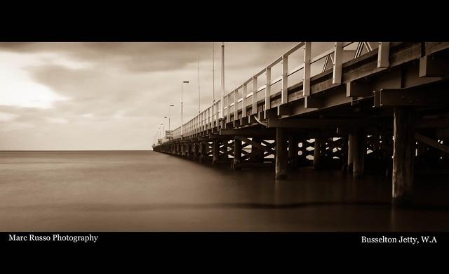 Busselton Jetty, Southwest Australia