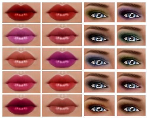 Brianna Skin Make-Ups included