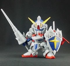 Bandai SD BB 370 Legend Knight Gundam (Release in 42012) (2)